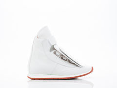 Vivienne Westwood In White 3 Tongue Trainer Mens