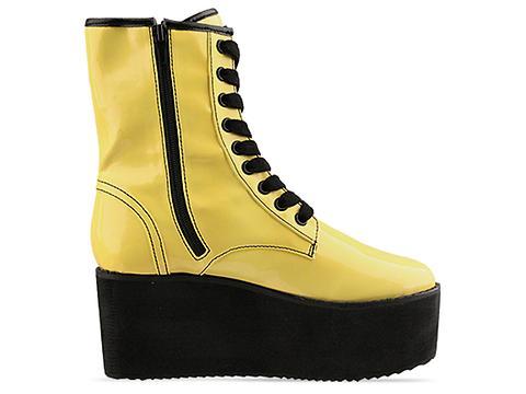 Y.R.U. In Yellow Bloq
