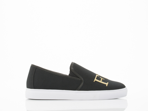 Y.R.U. In Black Gold Chill Fuck Mens