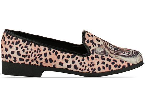 Y.R.U. In Leopard Lowf