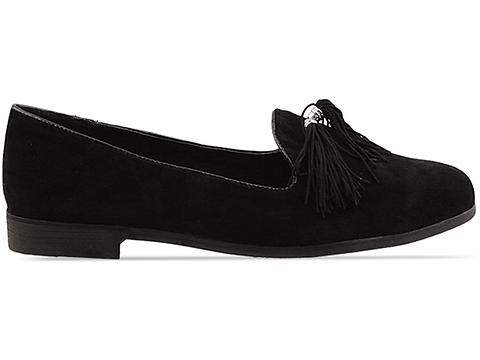 Y.R.U. In Black Lowf Tassel