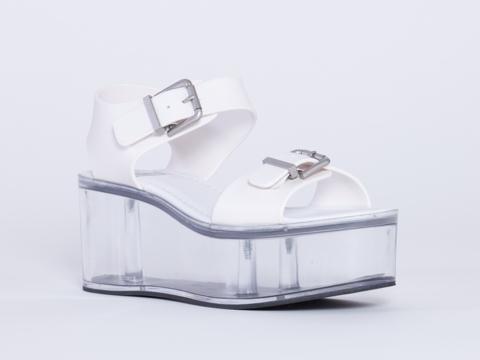 Y.R.U. In White Qloud Athena