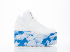 Y.R.U. In White Qozmo Cloud