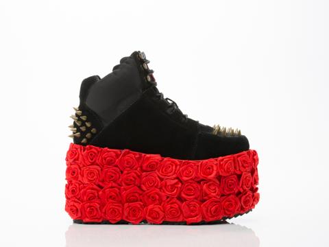 Y.R.U. In Black Red Qozmopolitan