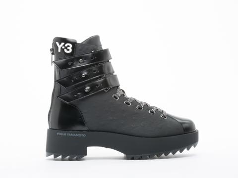 Y3 In Black Hike Star II
