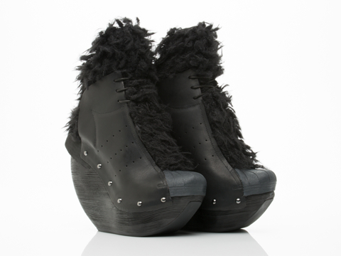 Y3 In Black Black Iyoka