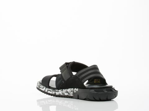 Y3 In Black Kaohe Sandal Mens