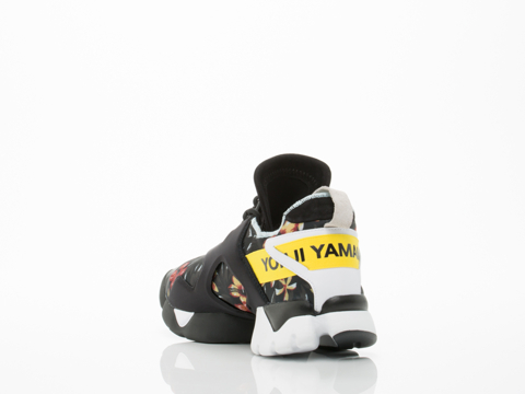 Y3 In Black Yellow Multi Kohna Mens
