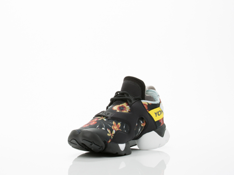Y3 In Black Yellow Multi Kohna Womens