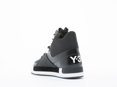 Y3 In Black Riyal II