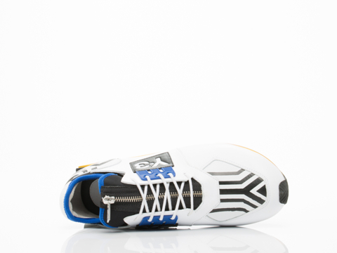 Y3 In Graphics White Blue Ruyk