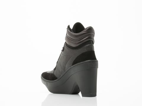 Y3 In Black Black Sneak Clog