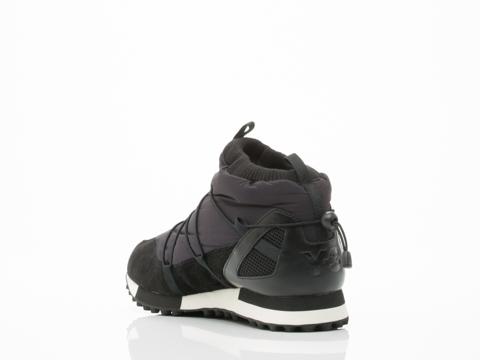 Y3 In Black Black White Snow Run Mens