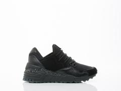 Y3 In Black Wedge Sock Run Womens