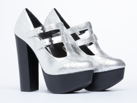 YES In Silver Alice