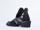 YES In Black Leather Black Mesh Antony