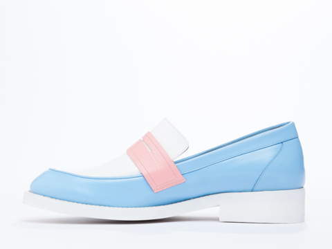 YES In Pastel Combo Checking Mens