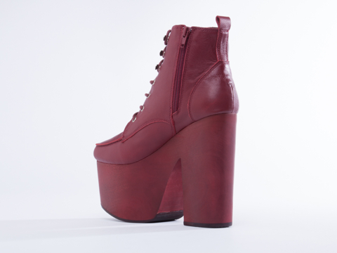 YES In Red Leather Galactic
