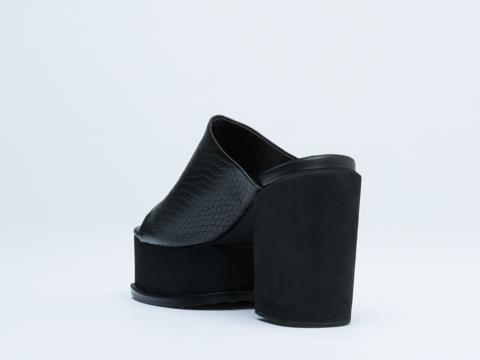 YES In Black Black Jan