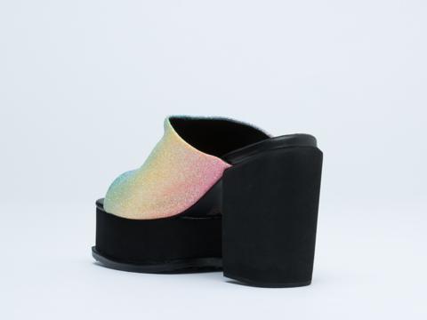 YES In Rainbow  Black Jan