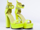 YES In Neon Yellow Kult