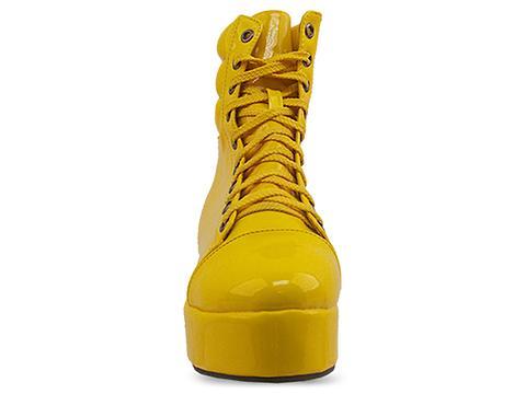 YES In Yellow Simge