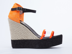 YES In Black Orange Surf