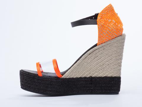 YES In Black Orange Surf