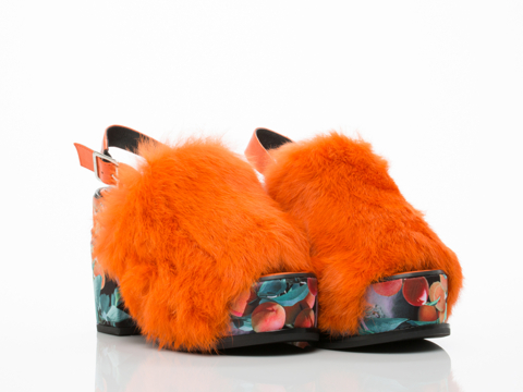 YES In Orange Fur Topaz