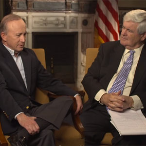 Gov. Mitch Daniels Interview