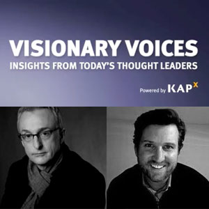 Visionary Voices Webinar with Director of Talent Acquisition at LinkedIn