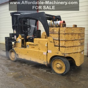 Affordable Machinery   Used Forklifts From 30,0001lb To