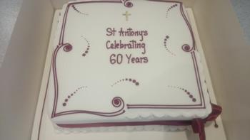 St a cake 60