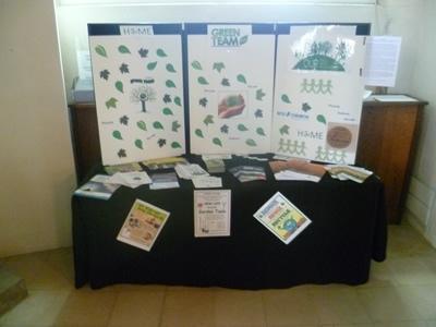 Green team display17