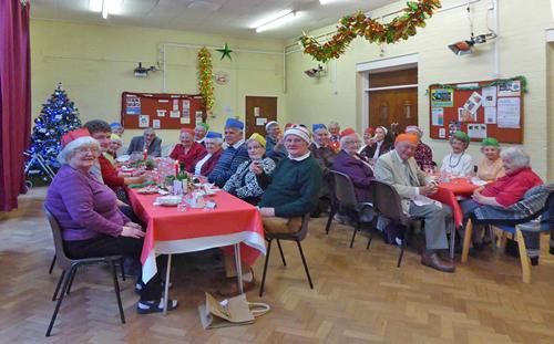 Christmas parishlunch