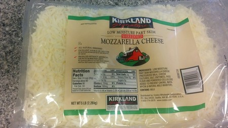 The Pizza Bible - Costco Kirkland Signature Mozzarella