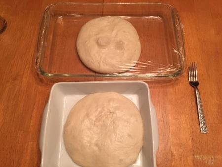 Medium pizza failure