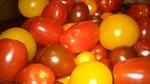 Small grape tomatos