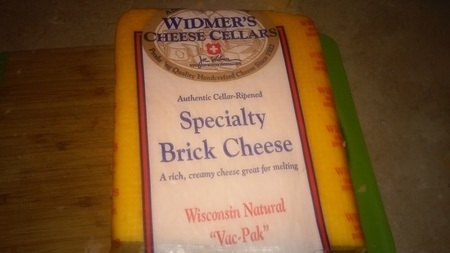 Medium widmar cheese