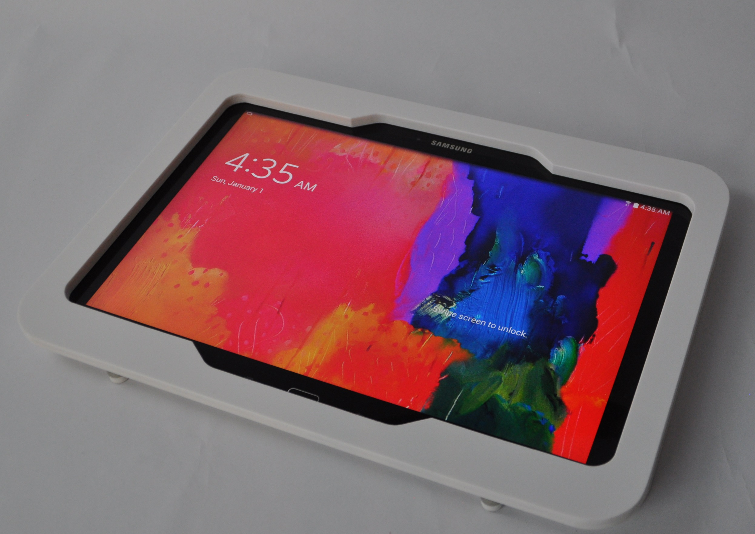 Harga Jual Samsung Tab Note Pro Galaxy 122 P901 White Acrylic Security