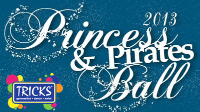 Princess Ball Tickets