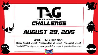 TAG Challenge