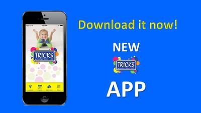 New TRICKS App!