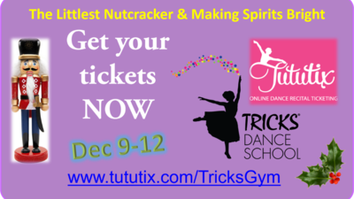 Nutcracker & MSB Tickets