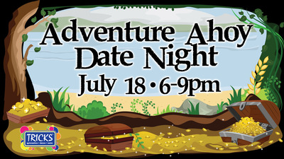 Adventure Ahoy Date Nite