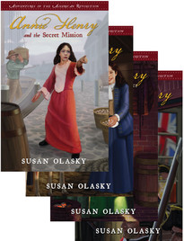 Adventures in the American Revolution Series Set