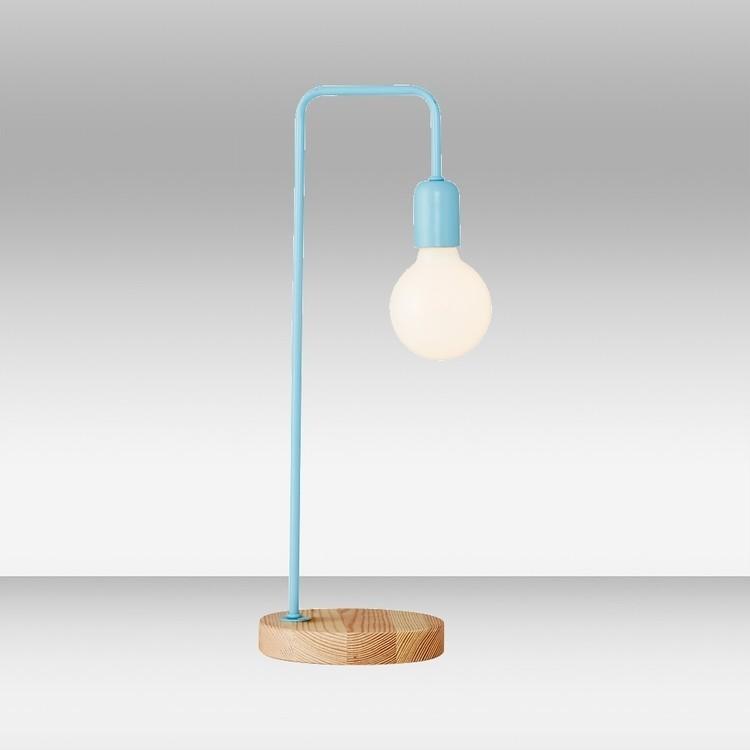Lampa stolikowa  sypialnia salon ozcan 4056-ml lampa