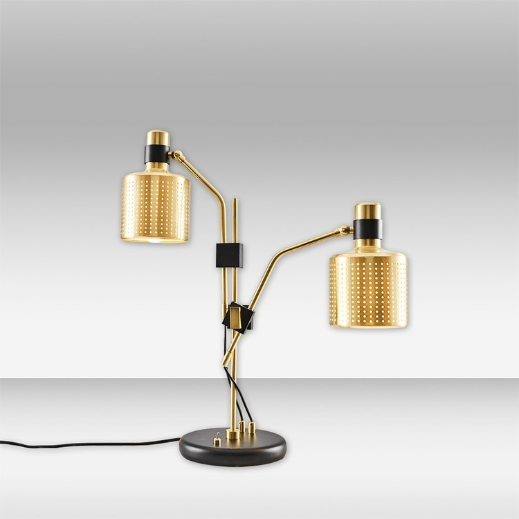 Lampka biurkowa ozcan salon sypialnia jadalnia 5387 - ml  lampa