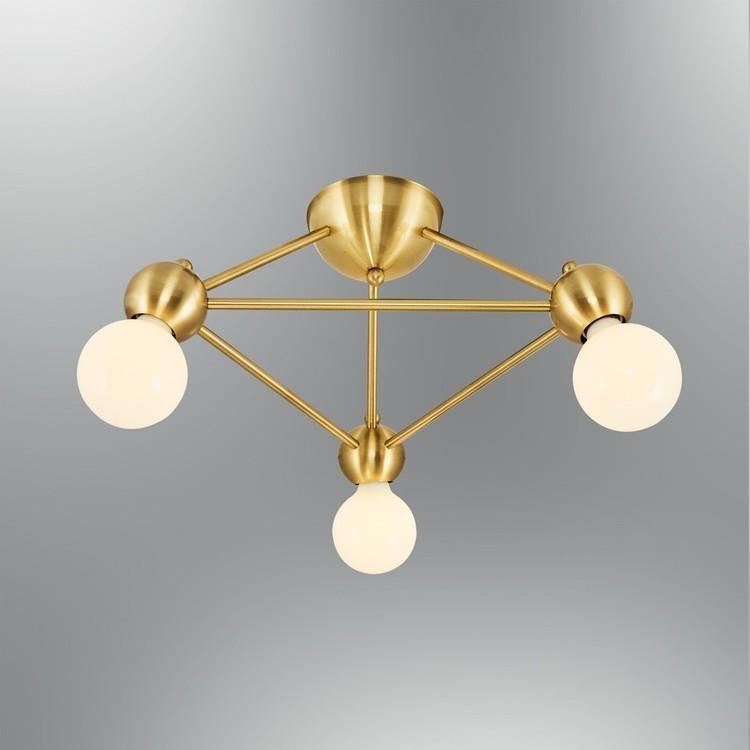 Plafon ozcan kuchnia  jadalnia salon 5672 - 3 lampa