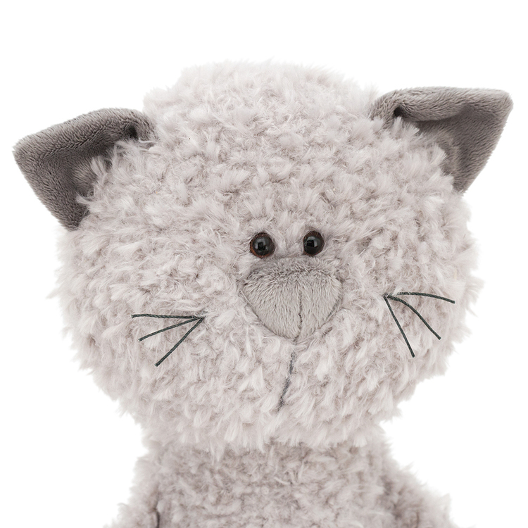 Przytulanka Kot Kumpel z sercem - 40cm